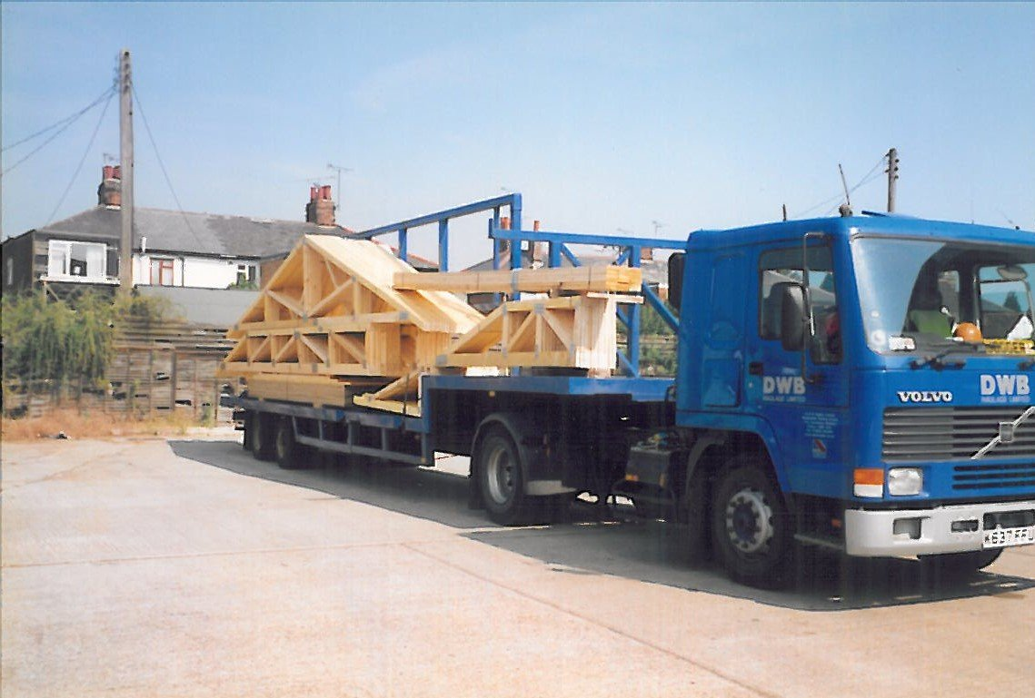 Throwback Friday Dwb Anglia S First Lorry Dwb Group